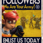 we are your army