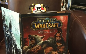 world of warcraft annual 2015