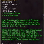 Thorasus, the Stone Heart of Draenor