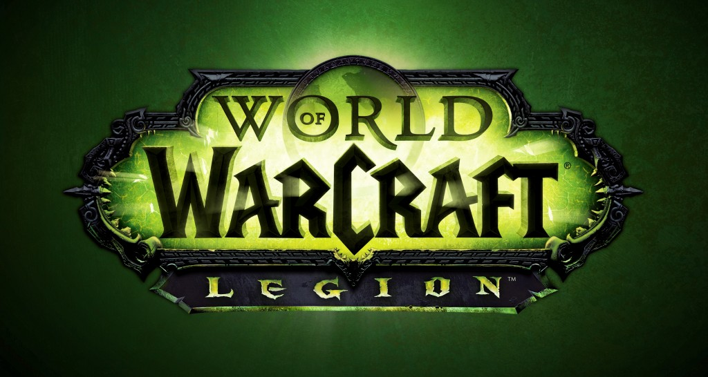wow logo legion